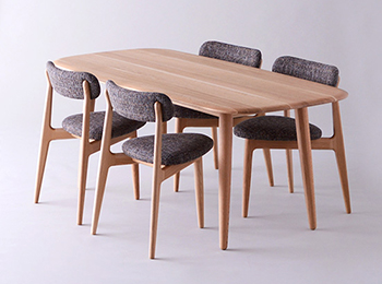 Gingko Rectangular Table